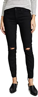 MOTHER Women's The Looker Frayed Ankle Jeans