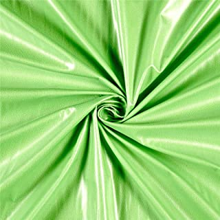 AKAS Tex PUL (Polyurethane Laminate) 2 mil Spring Green Fabric Fabric by the Yard