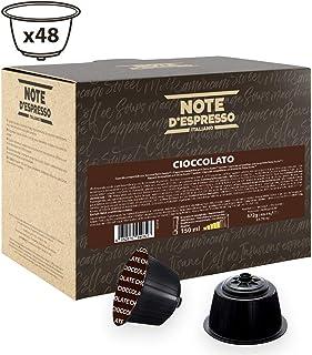 comprar comparacion Note D'Espresso - Cápsulas de chocolate Exclusivamente Compatibles con cafeteras de cápsulas Nescafé* y Dolce Gusto* 14g ...