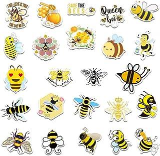 Flower Butterfly bee Sticker (Bee)