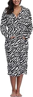 Best zebra print robe Reviews