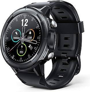 Arbily Smartwatch Hombre, Reloj Inteligente con Pantalla Tátil Completa, Reloj Deportivo Impermeable IP68, Reloj Digital F...