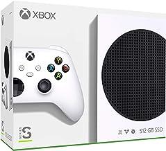 Microsoft Xbox Series S 512GB Game All-Digital Console, White - 2 Xbox Wireless Controllers -...