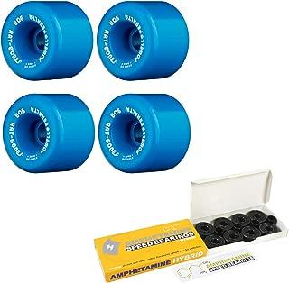 Powell-Peralta Rat Bones Skateboard Wheels with Hybrid Ceramic Bearings
