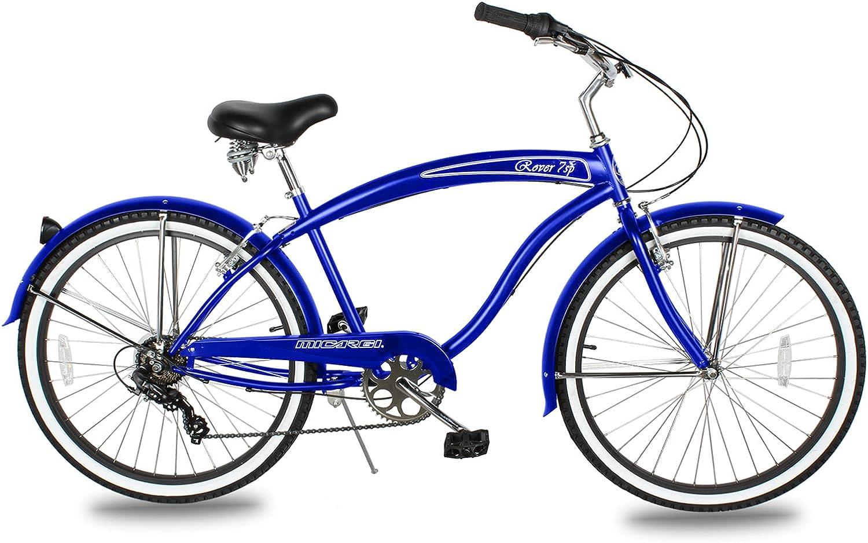Micargi Rover Lightweight Beach Cruiser 26 Men for sale OFFicial shop Adult Bike