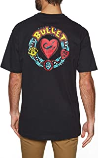 SANTA CRUZ Bullet Poison Heart Short Sleeve T-Shirt