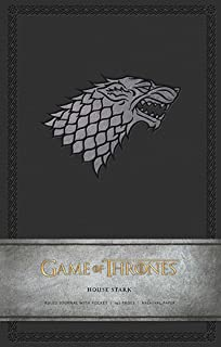 Game of Thrones: House Stark Hardcover Ruled Journal (Insights Journals)