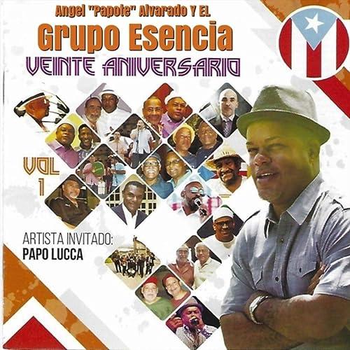 Ven a Bailar a Mi Esquina (feat. Papo Lucca) de Angel Papote ...