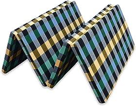 Sugandha Single Bed Folding Pure EPE Foam Mattress for Travel, Picnic (Mattresses 2 inch Single Bed)(72x35x2)