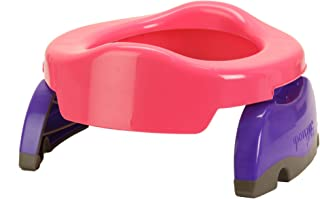 Kalencom Potette Plus 2-in-1 Travel Potty Trainer Seat Pink