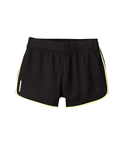 PUMA Feel It Elastic Shorts (PUMA Black) Women