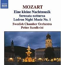 Mozart: Serenades No. 6 And 13, 'Eine Kleine Nachtmusik' / Divertimento No. 10