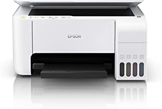 Epson EcoTank L3156 Print/Scan/Copy Wi-Fi Tank Printer