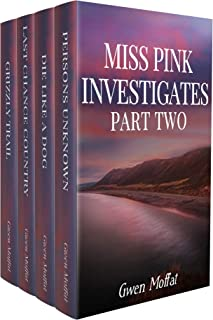 Miss Pink Investigates: Part Two (Miss Pink Box Set Book 2)