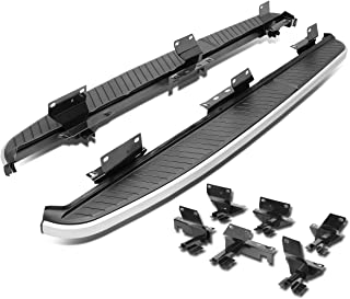 Pair of 5.5 inches Aluminum Side Step Nerf Bar Running Board for Land Rover Range Rover Sport L320