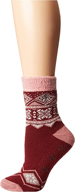 Fair Isle Lodge Sock 1-Pack