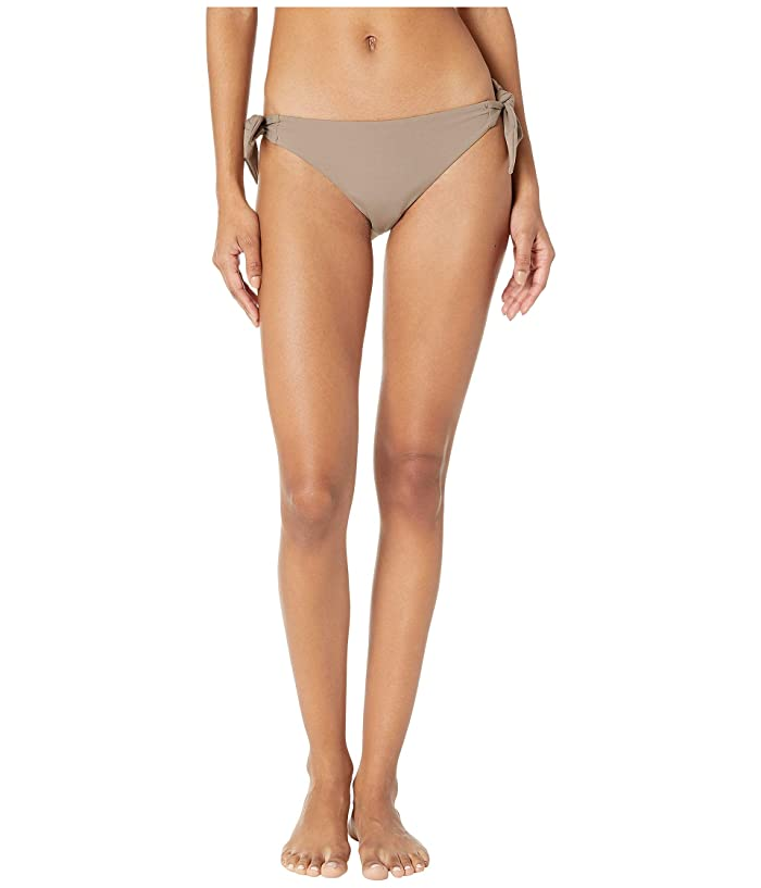 Skin The Rosie Bikini Bottom (Taupe) Women