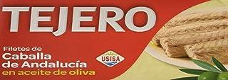 Tejero Filetes de Caballa de Andalucia en aceite de oliva - 5 latas