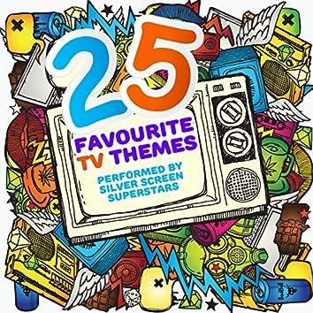 25 Favourite Tv Themes