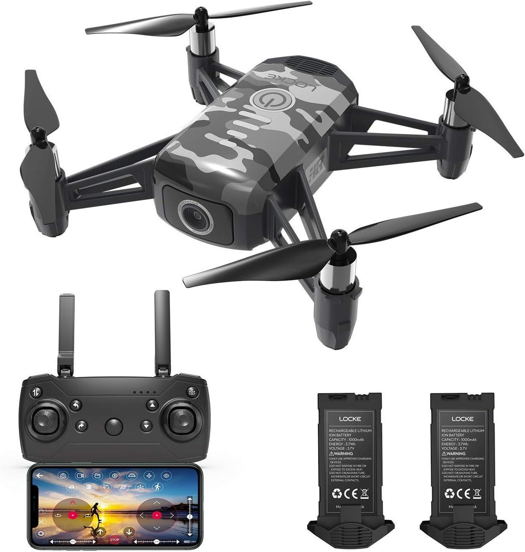 HR H2 Mini Quadcopter Drone  $40.46 Coupon