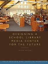 تصميم مكتبة المدرسة الوسائط مركز لهاتف the Future