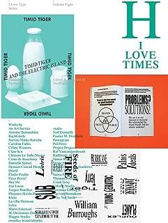 I Love Times (I Love Type)