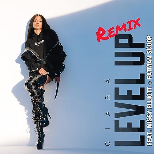 Level Up (feat. Missy Elliott & Fatman Scoop) [Remix] [Explicit]