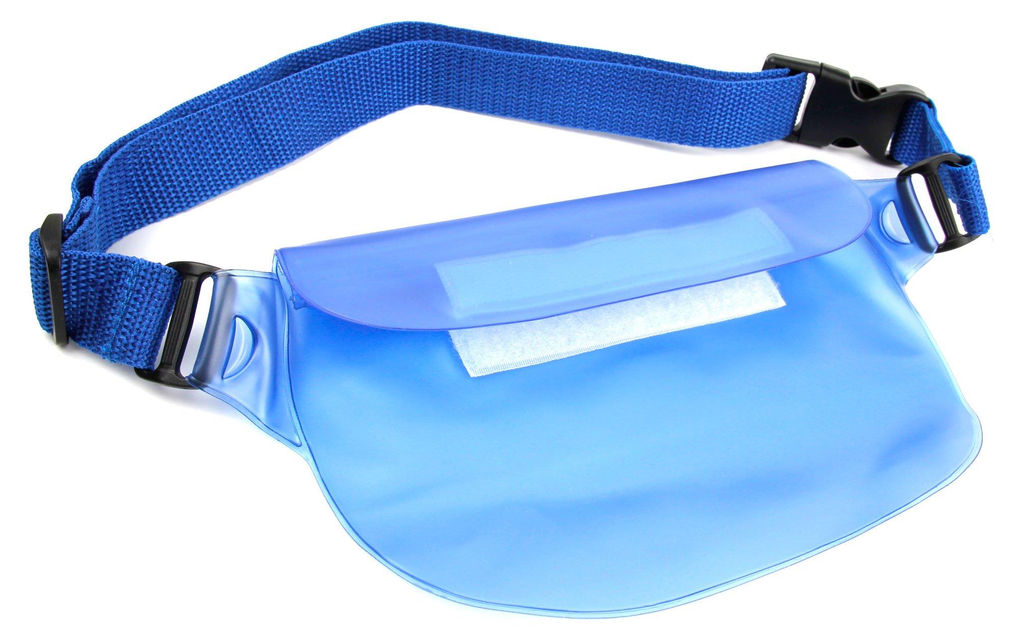 DURAGADGET Riñonera Azul Compatible con Smartphone ZTE Nubia Z20: Amazon.es: Electrónica