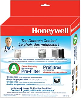 Enviracare Universal Replacement Pre-Filter, Black