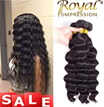 10A Brazilian Virgin Hair Loose Wave 3 Bundles 16