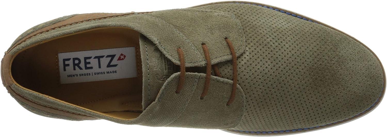 Zapatos de Cordones Derby Hombre FRETZ men Prato