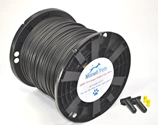 14 Gauge Heavy Duty Superior Pro Dog Fence Wire 2000 Ft Continuous Wire