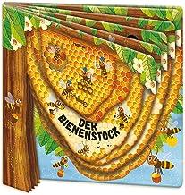 Trötsch Fensterbuch Der Bienenstock: Entdeckerbuch Beschäftigungsbuch Spielbuch Erstes Wissen