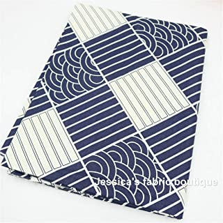 Half Meter 50 * 160Cm Japanese-Style Cotton Fabric For Patchwork Quilts Cushions Pillows Cover Sewing Tilda Doll Cloth Diy Crafts 2