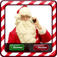 santa santa claus video call santa call get call from santa
