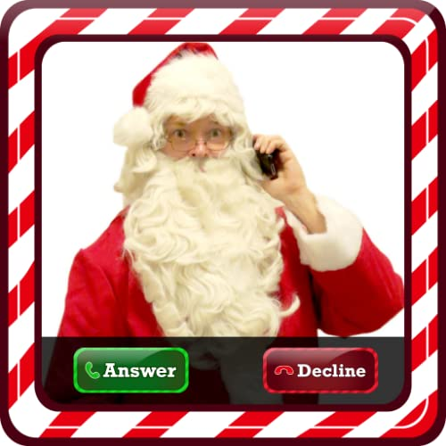 Santa Claus Video Live Call
