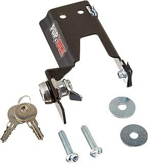 Pop & Lock PL1600 Black Manual Tailgate Lock for Chevy/GMC/Isuzu