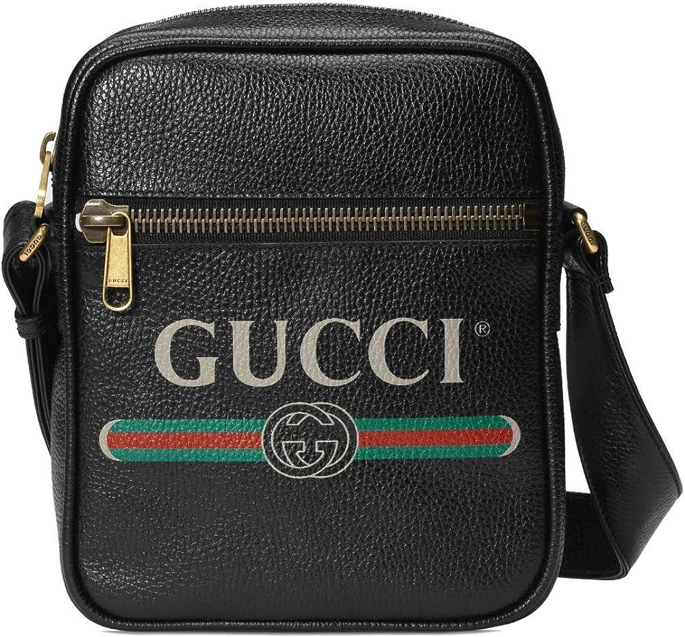 Gucci borsa tracolla pelle 523591 0QRAT 8163