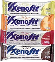 Xenofit Energy Bar Mixed Flavour Energy Bar 4x50g Estimated Price : £ 10,30
