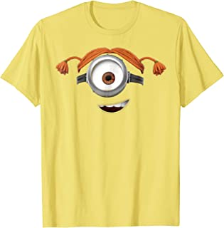 Minions Carl Pigtails Graphic T-Shirt