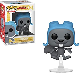 Funko Pop Animation: Rocky & Bullwinkle - Flying Rocky Collectible Figure, Multicolor