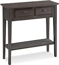 Leick Furniture KD Furnishings Hall Console/Sofa Table Grey N/A