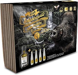 BOAR Schwarzwald Gin Tonic Edition Heimatgefühl im exklusiven Geschenkset in limitierter Auflage