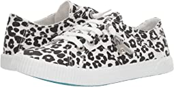 Cream Pop Leopard Print Canvas