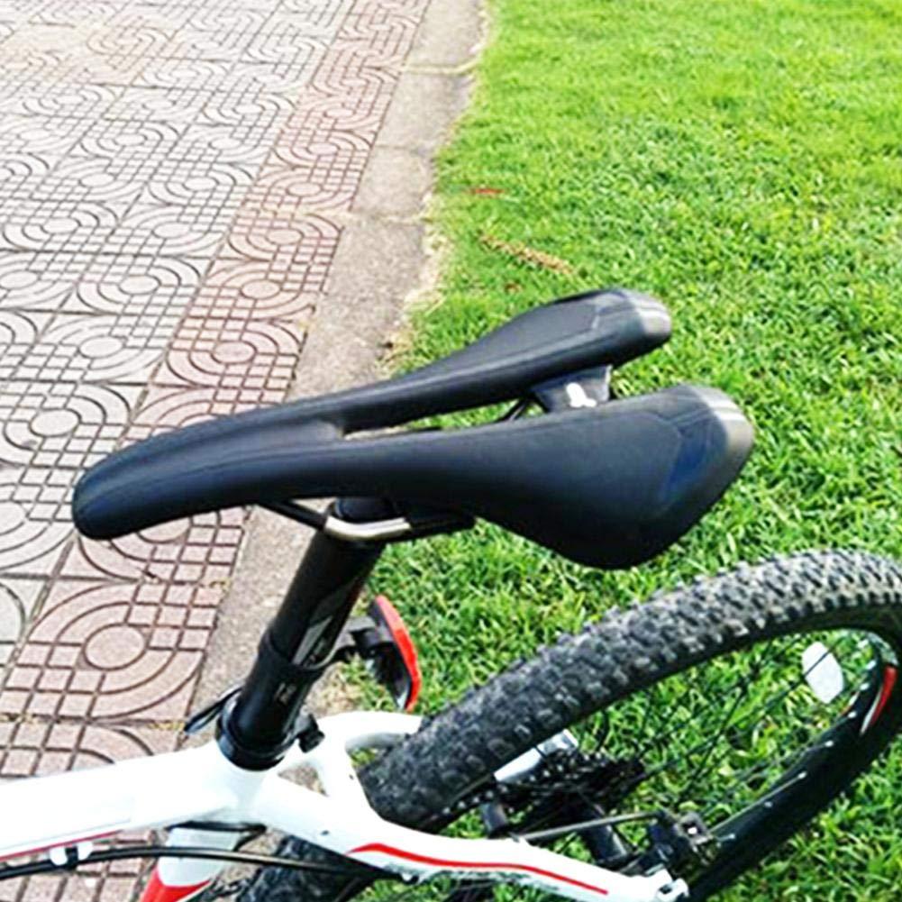 farmer-W Bicicleta Asiento Sillín Bicicletas Ligera, Estilo Letra ...