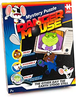 Paul Lamond Danger Mouse Mystery Puzzle The Other Day The Earth Stood Still Puzzle