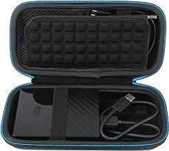 Baval Hard Case Bag for Western Digital WD 1TB 2TB 3TB 4TB My Passport Elements Portable External Hard Drive Hard USB 3.0