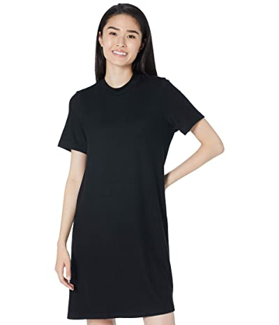 Madewell Ribbed Knit Midi Dress Women