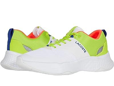 Lacoste Court-Drive Plus 0320 1 (White/Light Green) Men