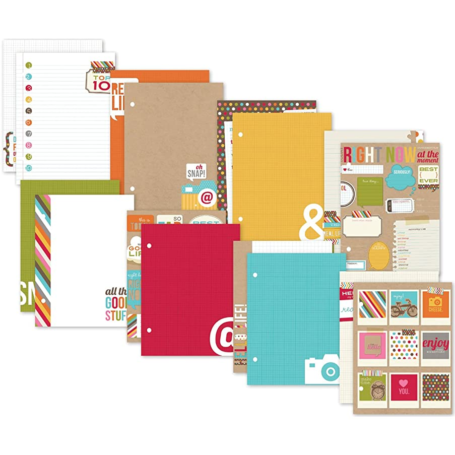 Sn@p! Pages Double-Sided Heavyweight Cardstock 6